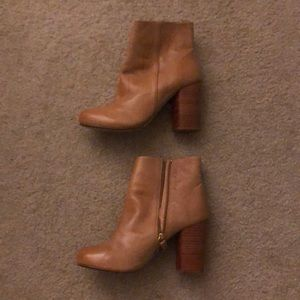 Chinese Laundry Cognac Bootie